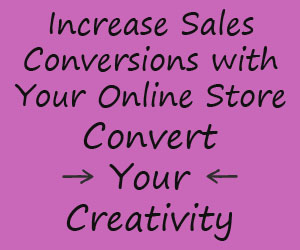 Convert Your Creativity